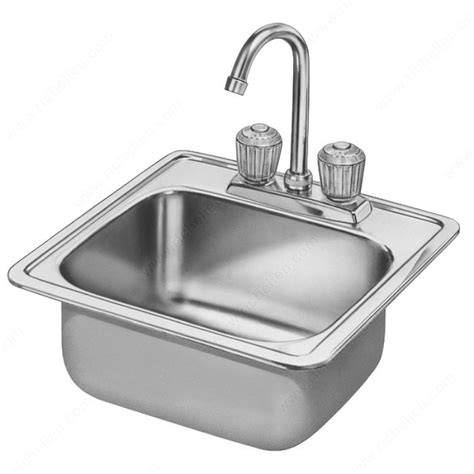 Evier Bar by Bar And Hospitality Sink Kit Richelieu Hardware