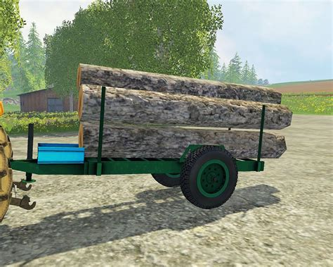 Wooden Ls by Country Wood Trailer For Fs 15 Mod