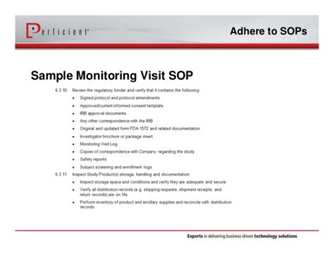 field monitoring visit report template optimizing siebel ctms with electronic trip reports