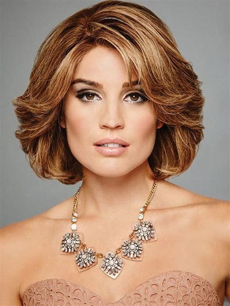 hairstyles for v cut dresses the art of chic by raquel welch remy human hair wigs