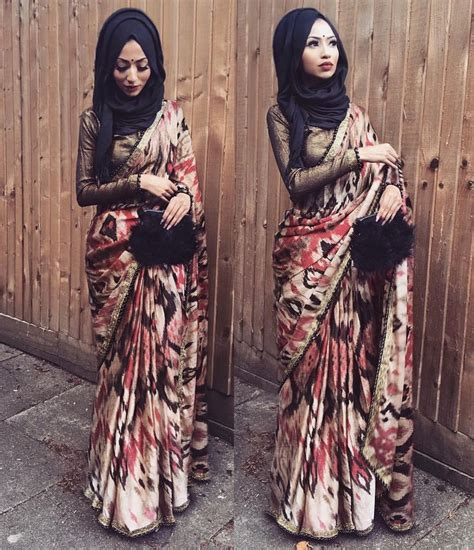 Hindie Blouse Hijao 55k 120 best with saree images on styles and hijabs