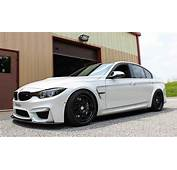 Mean Looking 3D Design BMW M3 On HRE Wheels
