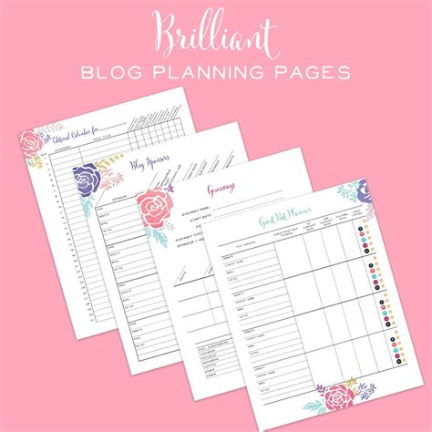 Business Planner by Treasured Tidbits By Tina How One Planner Has Changed My Businesses Treasured