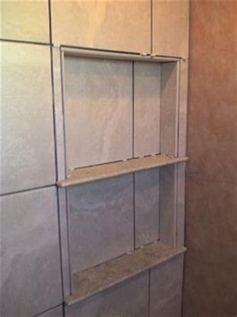 Custome Soap St ceramictec a travertine marble niche shelf