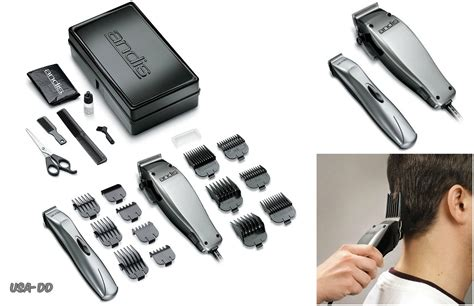pictures of haircuts with trimmer different settings remington precision haircut clipper shaver trimmer w case