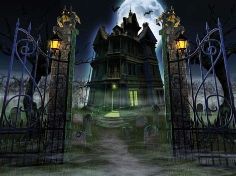 Tasteful Outdoor Christmas Decorations - haunted house this is halloween pinterest