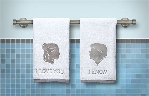 His And Geeky Computer Gifts For Valentines Day by Home Design Ideas Wars Bathroom Decor