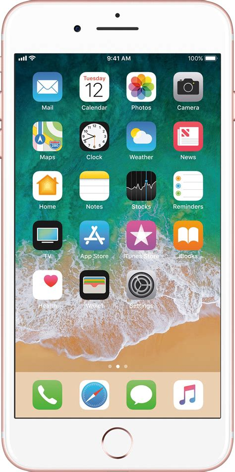 best buy apple iphone 7 plus 256gb gold sprint mn4k2ll a