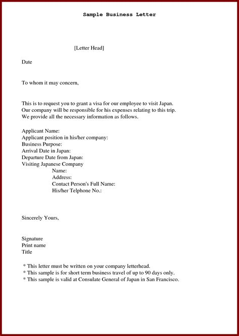 Business Letter Layout Pdf 20 Business Letter Example Pdf Sendletters Info