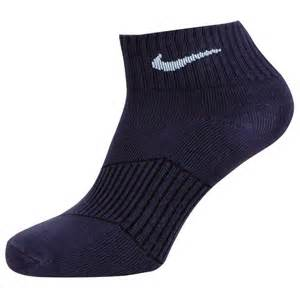 Quarter Shocks Nike 3 Pack Quarter Cushion Youth Socks Multi