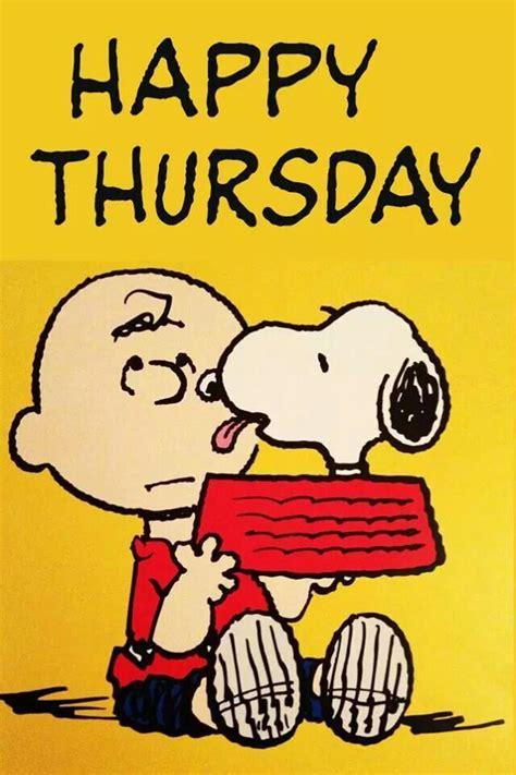 Snoopy Happy Days happy thursday snoopy days kid on thursday and snoopy