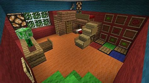 kinderzimmer child s room minecraft project