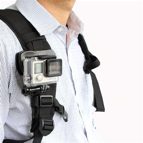 Sportmans Mounts Gopro Original original telesin gopro quik release 360 rotary backpack clip cl rec mounts fast hat clip
