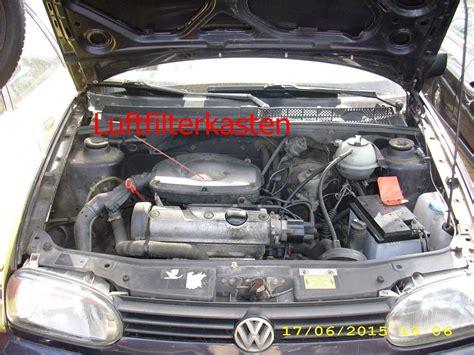 Vw Golf 3 Kupplungsseil Wechseln by Vw Golf Seat Cordoba Motorraum