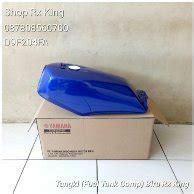 Pelung Tangki Bensin Yamaha Rx King Original jual tangki rx king biru murah dan terlengkap