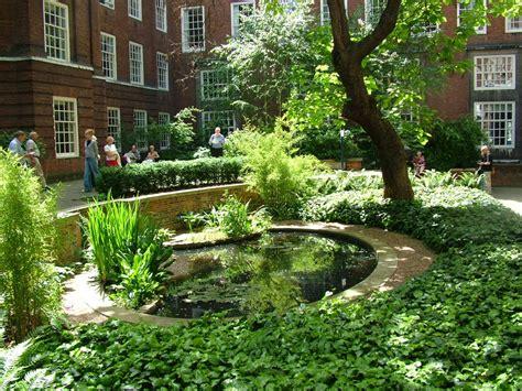 backyard pond images british medical association garden