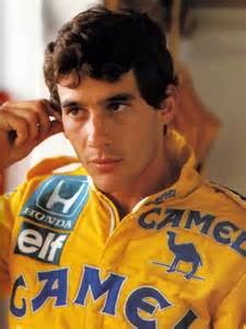 Ayrton Senna In This July 2011