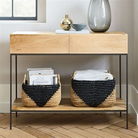 industrial storage console    images dining