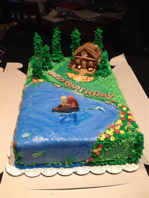 ideas  lake cake  pinterest wedding cake icing wedding favour cupcakes