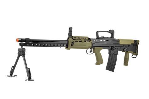 ics l86 a2 light machine gun bullpup lmg airsoft aeg
