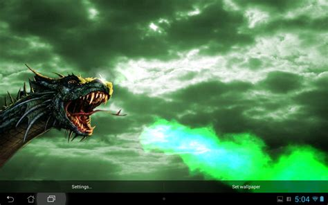 wallpaper android dragon dragon live wallpaper android apps on google play