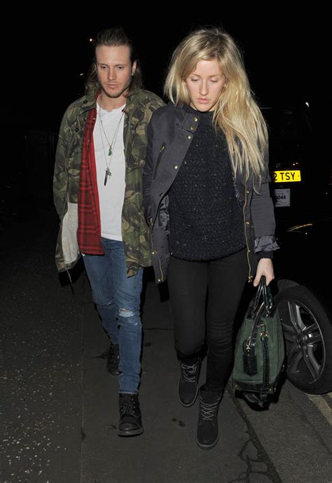 are ellie goulding and dougie poynter dating ok magazine mcfly s dougie poynter confirms ellie goulding romance