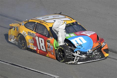 Kyle Busch Nascar kyle busch blasts goodyear following race ending daytona