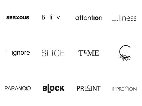 typography means typography words with meaning images