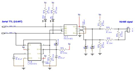 related keywords suggestions for rs485 circuit