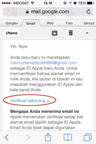 cara membuat apple id mudah cara mudah membuat apple id di iphone tanpa mengisi metode