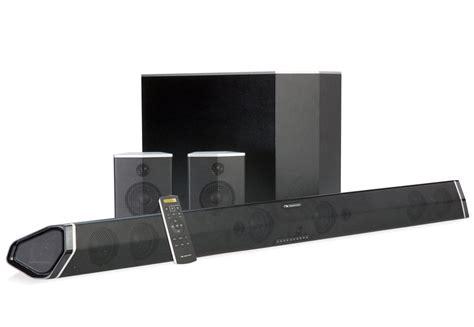 nakamichi shockwafe pro sound bar home theater system