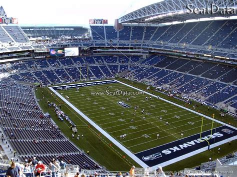 What Sections Are Covered At Centurylink Field by Centurylink Field Section 300 Seattle Seahawks