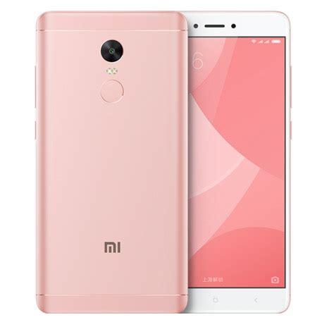 Xiaomi Redmi Note 4x 3 16gb Garansi Disributor 1 Tahun xiaomi redmi note 4x 3gb 16gb dual sim pink specifications photo xiaomi mi