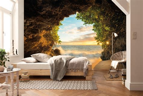 National Geographic Wall Murals fototapete hide out von komar