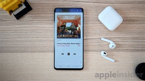 Samsung Galaxy S10 Airpods by Tips How To Pair Your Airpods With A Galaxy S10 Or Any Other Device