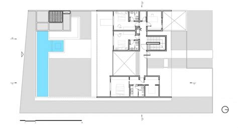 rectangle shaped house plans rectangular shaped contemporary house exuding transparence in brazil home decorating inspiration