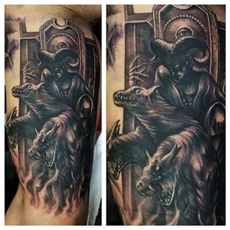 hades tattoo opus gloves on quot a hades and