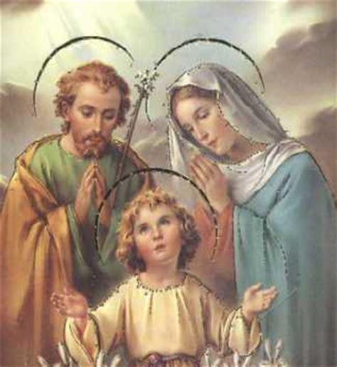 Imagenes De La Familia Santa   la sagrada familia ciclo c
