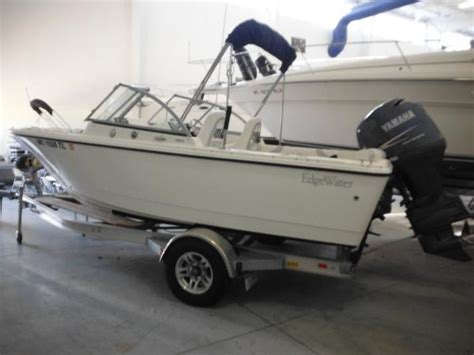 edgewater boats for sale in michigan used power boats dual console edgewater boats for sale