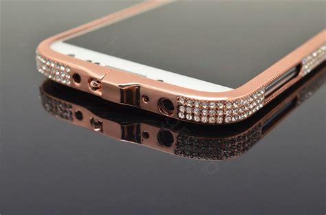 Samsung Galaxy Grand Duos 9082 Bumper buy wholesale swarovski bling metal bumper frame