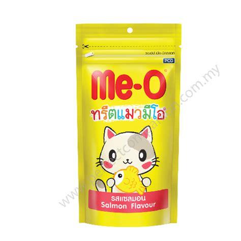 Me O Salmon by Me O Cat Treat Salmon Companion Malaysia