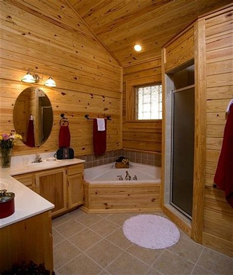 pictures of log home bathrooms times guide to log homes
