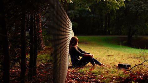 wallpaper lonely girl sitting alone my story of awakening by angela kopolovich kindness blog