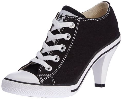 sneakers high heel converse all high heel casual sneakers ox