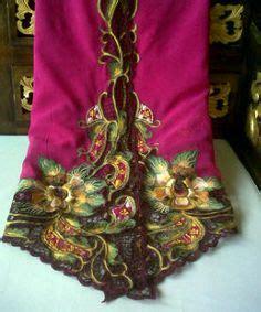Kain Batik Fashion Bunga Matahari motif bunga matahari kain kebaya bordir kerawang khas
