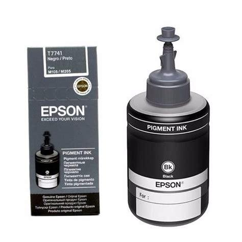 Tinta Epson M100 tinta epson m100 m105 m200 m205 375 00 en mercado libre