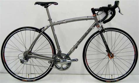 Handmade Titanium Bikes - dean titanium bicycles custom touring bike with s and s