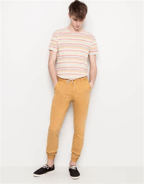 Jogger Mustard pull in yellow for mustard lyst