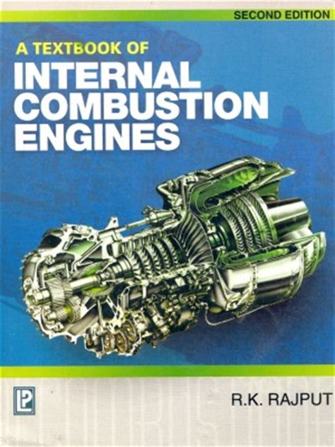 combustion engines theory and design a text book on gas and engines for engineers and students in engineering classic reprint books a texbook of combustion engines 2 e second edition