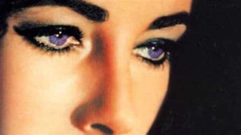 imagenes de ojos violetas liz taylor la mirada violeta abriendo caminos de vida